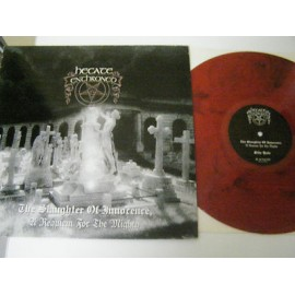 "Hecate Enthroned - The Slaughter Of Innocence... (Vinile Colorato 12"")"