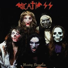 "Death SS - Heavy Demons (Vinile Viola 12"")"