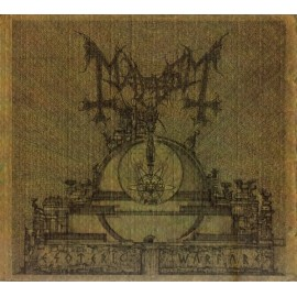 "Mayhem - Esoteric Warfare (Doppio Vinile Azzurro 12"" - 45 giri)"