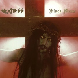 "Death SS - Black Mass (Vinile Viola 12"")"