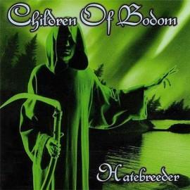 """Children Of Bodom - Hatebreeder (Vinile Verde 12"""")"""