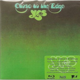 Yes - Close To he Edge (Cd + Bluray)
