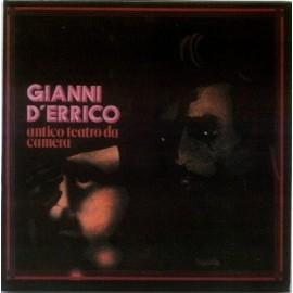 Gianni D'Errico - Antico Teatro Da Camera (Digipack)