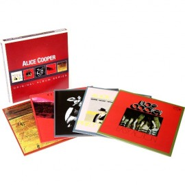 Alice Cooper - Original Album Series (Box 5 Cd)