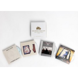 Spandau Ballet - The Albums 1980 / 84 (Box 4 Cd)