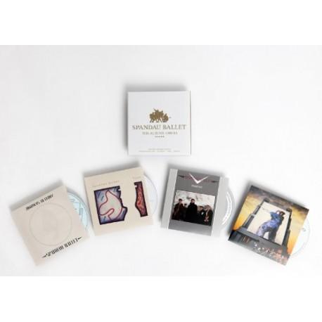 Spandau Ballet - The Albums 1980 / 84 (Box 4 Cd)
