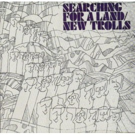 New Trolls - Searching For a Land (Papersleeve)