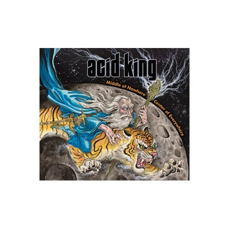 Acid King - Middle Of Nowhere... (Digipack)