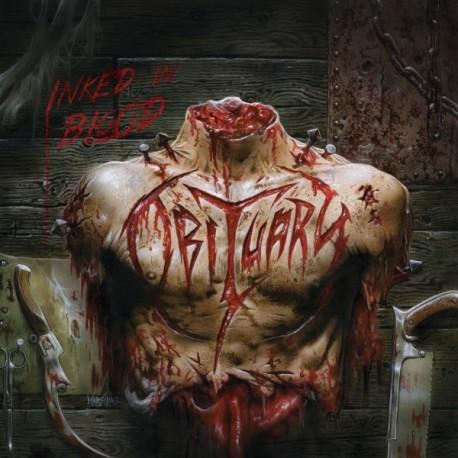 Obituary - Inked In Blood (Digipack)