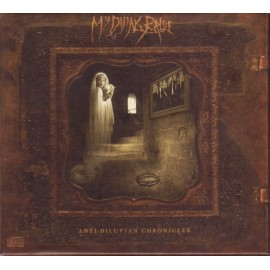 My Dying Bride - Anti Diluvian Chronicles (Box 3 Cd)