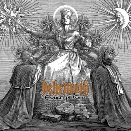 Behemoth - Evngelion (Cd + Dvd Digipack)