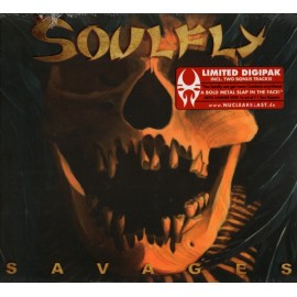 Soulfly - Savages (Digipack)