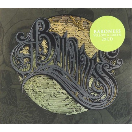 Baroness - Yellow & Green (2 Cd con Slipcase)