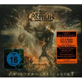 Kreator - Phantom Antichrist (Cd + Dvd Digipack)