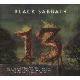 Black Sabbath - 13 (2 Cd Digipack)