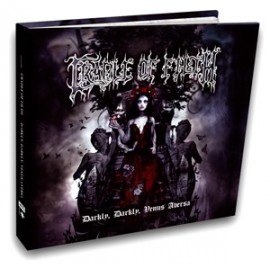 Cradle Of Filth - Darkly, Darkly, Venus Aversa (2 Cd Digibook)