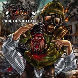Nocturnal Fear – Code Of Violence
