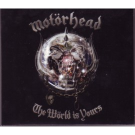 Motörhead ‎– The Wörld Is Yours (Digipack)