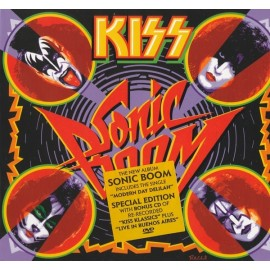 Kiss - Sonic Boom (2 Cd + Dvd Digipack)