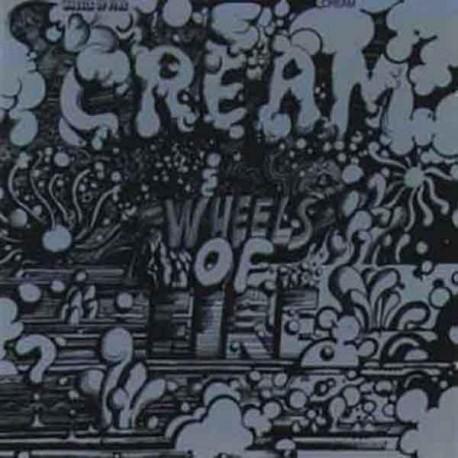 Cream  Wheels Of Fire (2 Cd)