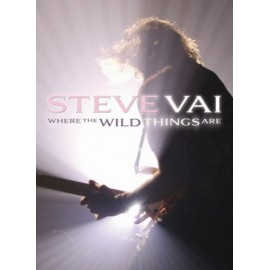 Steve Vai - Where The Wild Things Are (2 Dvd Digipack)