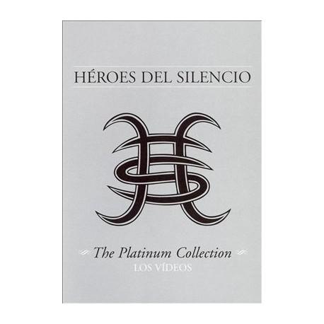 Héroes Del Silencio – The Platinum Collection (2 Dvd)