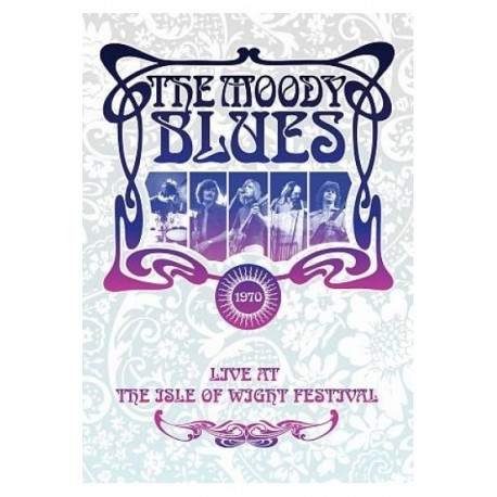 Moody Blues (The) - Live At The Isle Of Woght Festival (Digipack)