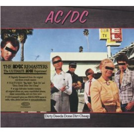 Ac / Dc - Dirty Deeds Done Dirt Cheap (Digipack)