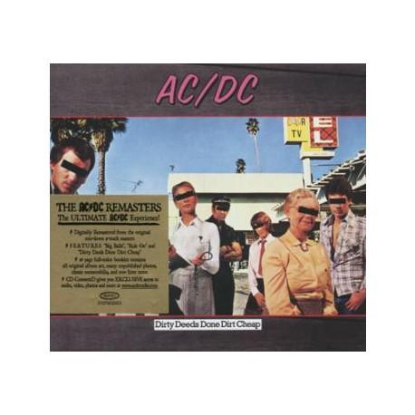 Ac / Dc - Dirty Deeds Done Dirt Cheap (Digipack)