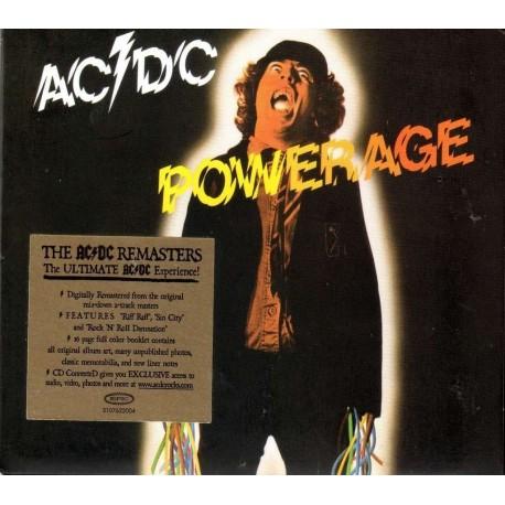 Ac / Dc - Powerage (Digipack)