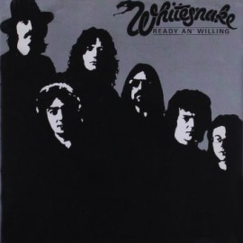 Whitesnake ‎– Ready An' Willing