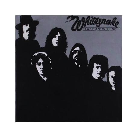 Whitesnake – Ready An' Willing