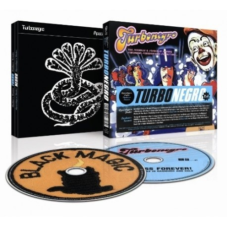 Turbonegro – Apocalypse Dudes / Darkness Forever Between The Lines In Hamburg And Oslo (2 Cd Digipack)
