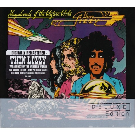 Thin Lizzy – Vagabonds Of The Western World (2 Cd Digipack)