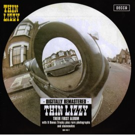 Thin Lizzy ‎– Thin Lizzy