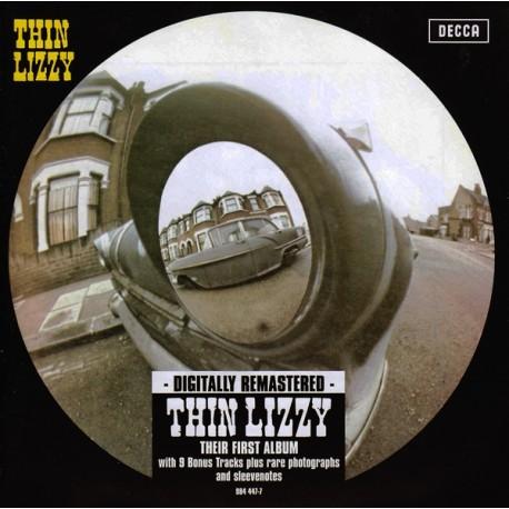 Thin Lizzy – Thin Lizzy