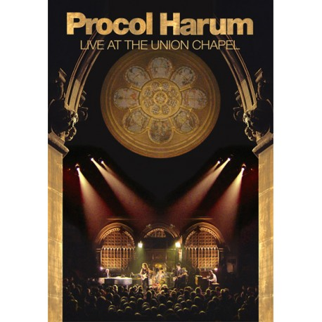 Procol Harum ‎– Live At The Union Chapel