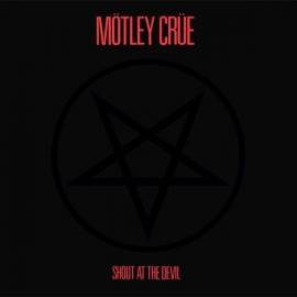 Mötley Crüe ‎– Shout At The Devil