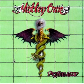 Mötley Crüe ‎– Dr. Feelgood