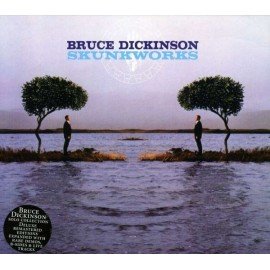 Bruce Dickinson ‎– Skunkworks (2 Cd con Slipcase)