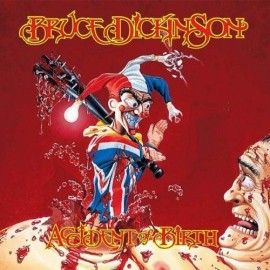 Bruce Dickinson – Accident Of Birth (2 Cd)