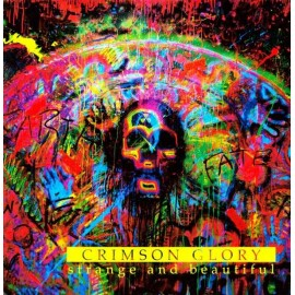 Crimson Glory ‎– Strange And Beautiful (Digipack)