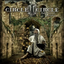 Circle II Circle ‎– Delusions Of Grandeur (Digipack)