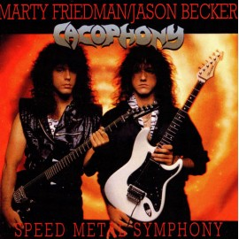 Cacophony – Speed Metal Symphony (Digipack)