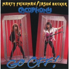 Cacophony ‎– Go Off! (Digipack)