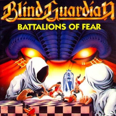 Blind Guardian ‎– Battalions Of Fear