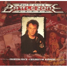 Battlezone ‎– Fighting Back / Children Of Madness
