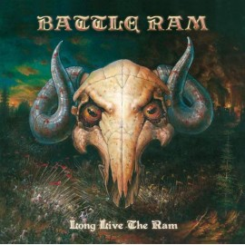Battle Ram ‎– Long Live The Ram