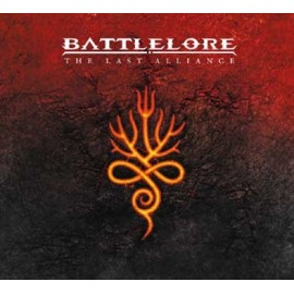 Battlelore ‎– The Last Alliance (Cd + Dvd Digipack)
