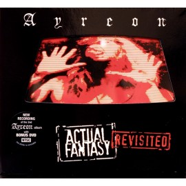 Ayreon ‎– Actual Fantasy Revisited (Cd + Dvd con Slipcase)